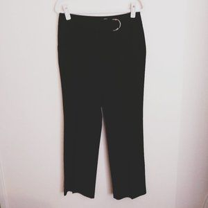 Style & Company Petite Black Trouser Size 10P